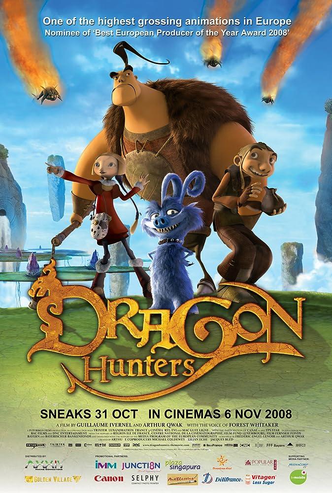 Chasseurs de dragons (2008)