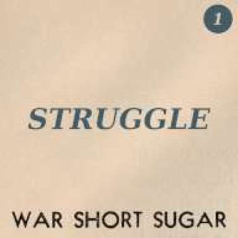 War Short Sugar – audio Struggle (Blue Point Beat no. 1)