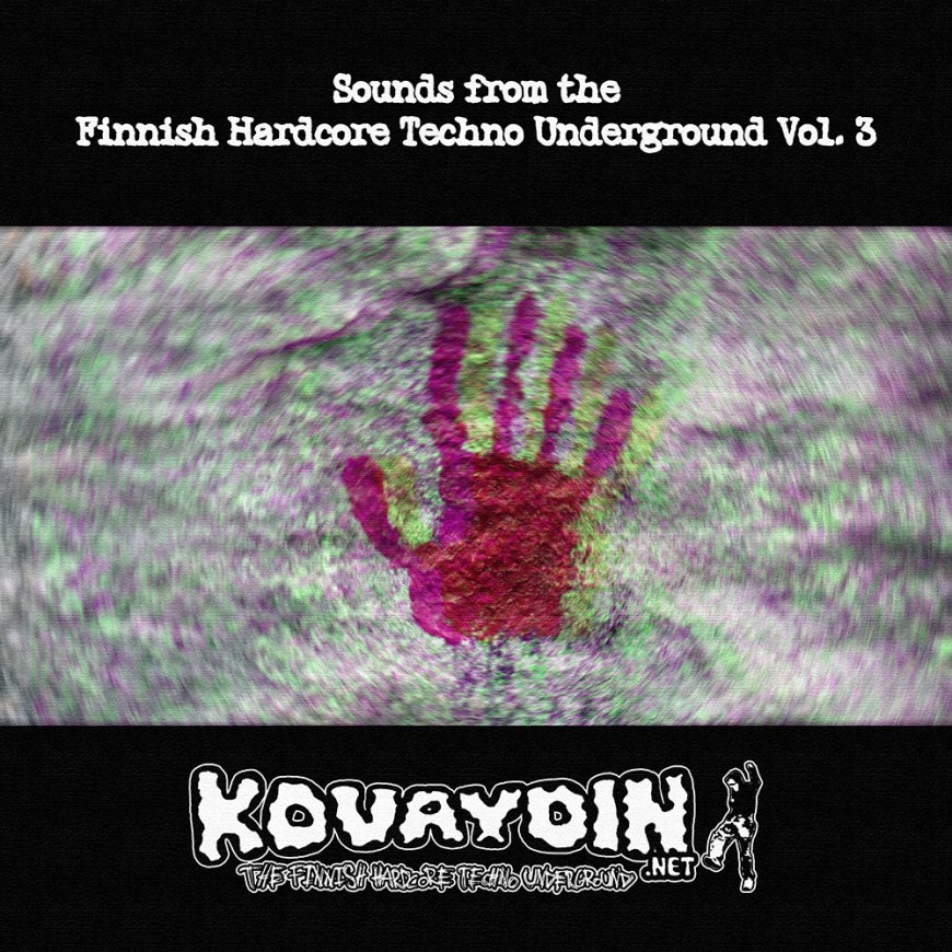 Various Artist – Sounds from the Finnish Hardcore Techno Underground Vol. 3