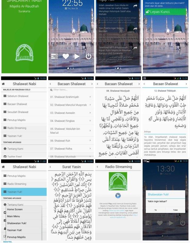 Download dan Instal Aplikasi Android Islami Shalawatan Yuk!