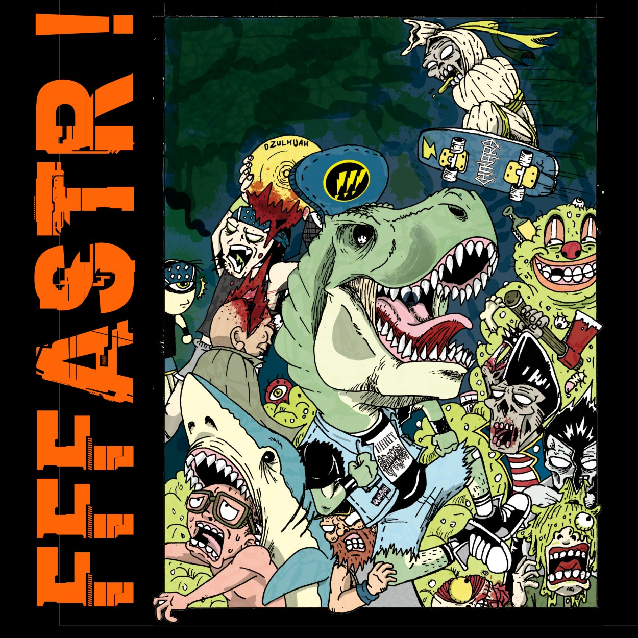 Various Artist – FFFASTR !