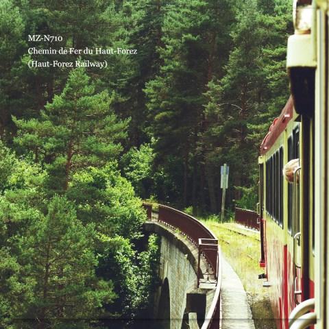 MZ N-710 – Chemin de Fer du Haut-Forez / Haut-Forez Railway