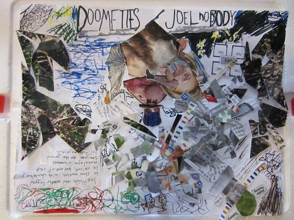 Doomettes / Joel Nobody - With A Flashlight 'Neath My Chin