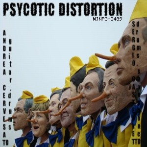 Sergio Castelletto - Psycotic Distortion