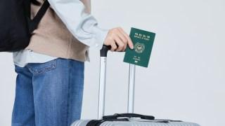 대한민국 여권 여행자