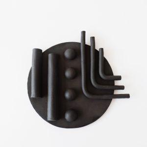 Hyoo Wall Sculpture / Vase