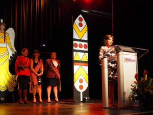 Esquao Awards, IAAW, 2019, Grand Entry