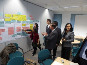 Earlier this year, senior officials from The European Commission's Directorate General for Transport and the Transport Commissioner's Private Office got together to change the Commission's approach to innovation in transport services. In just two hours, they fleshed out a new strategy for engaging the Commission in transport innovation.