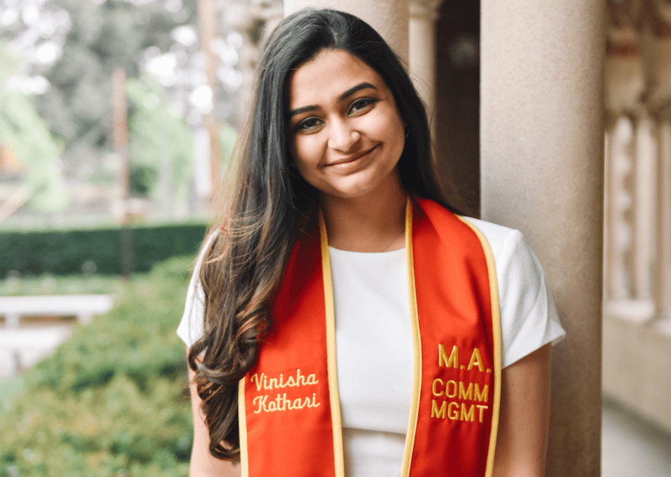 Volunteer Spotlight: Vinisha Kothari