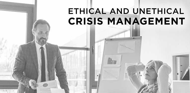 IABCLA's Ethics Workshop: Highlights From America's Crisis Guru
