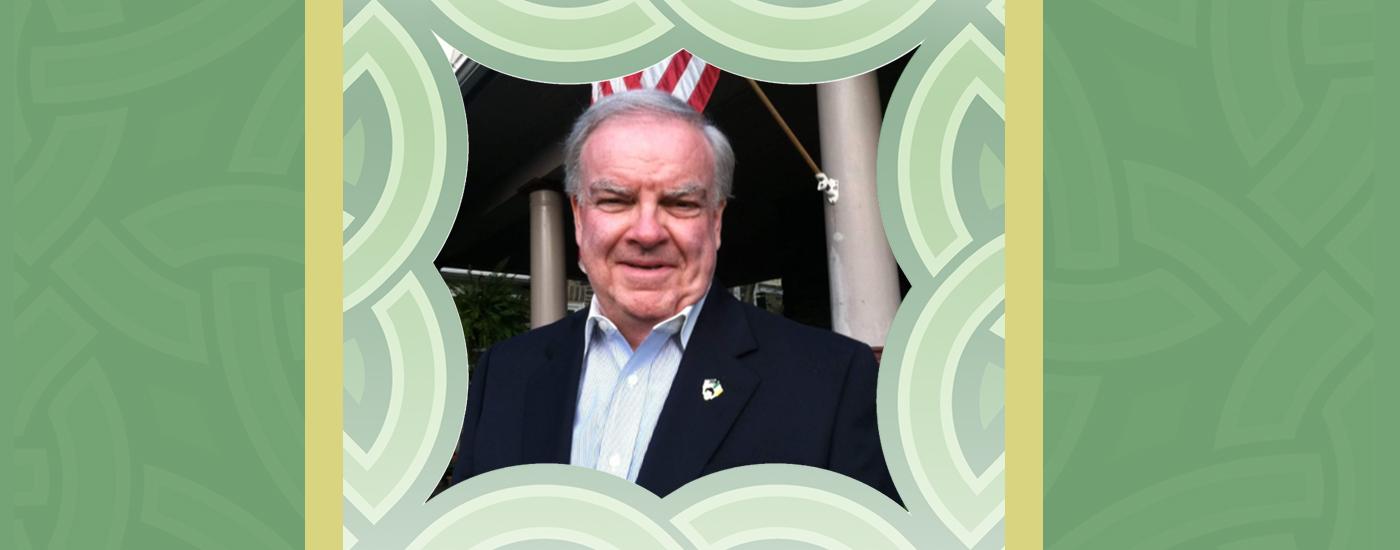 Jim McLaughlin Memorial Reception Irish American