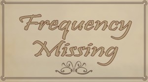 frequency missing logo