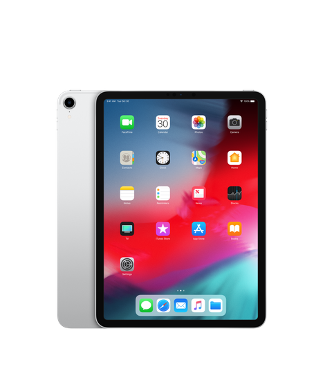 iPad Pro 11 inch WI-FI front and back