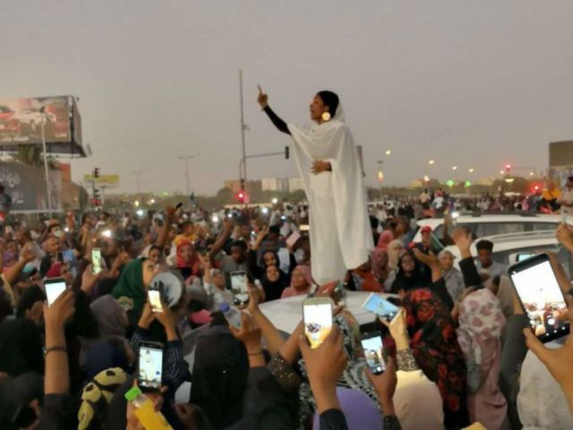 Sudan's millions on brink of revolution — What will U S  do?