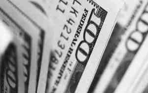 100 dollar bills background