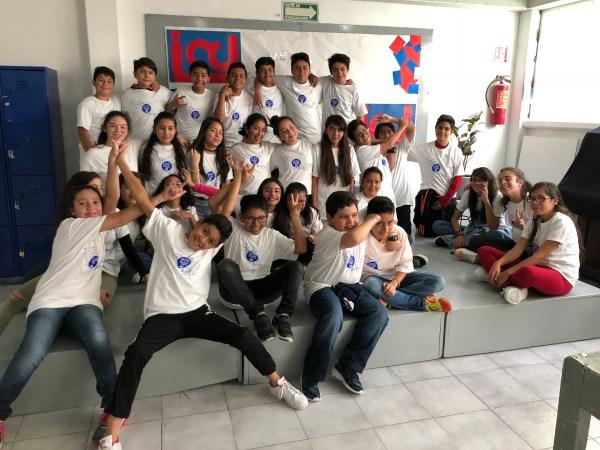 Generación 2018 - 2021 | Secundaria