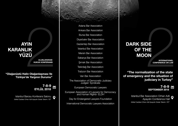 7-9 September, Istanbul: DARK SIDE OF THE MOON 2 – The
