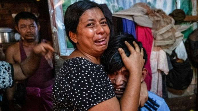 Myanmar: Over 90 killed as army opens fire on protesters during 'deadliest day'