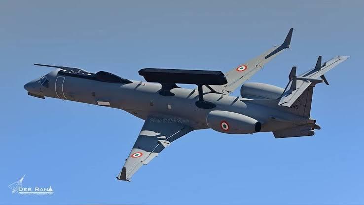 IAF plans more EMB-145 Based Netra 2.0 AWACS