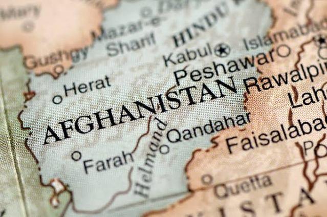 Let Afghanistan Disintegrate Itself