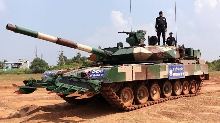 MoD places supply order for 118 new 'Main Battle Tanks' for Indian Army