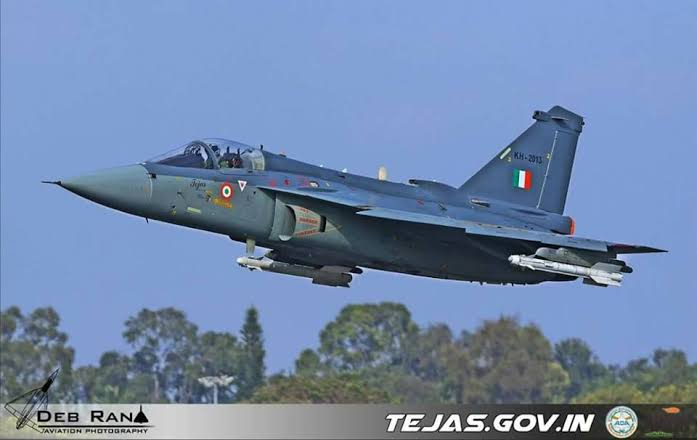 India Offers Tejas to Australian Air Force