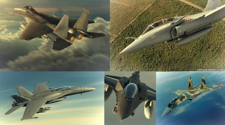 IAF To Procure 114 Multirole Fighters