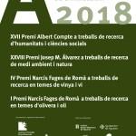 PREMIS JUVENILS DE RECERCA DE BATXILLERAT