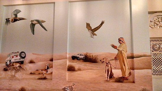 Falcon Museum, Dubai (United Arab Emirates)