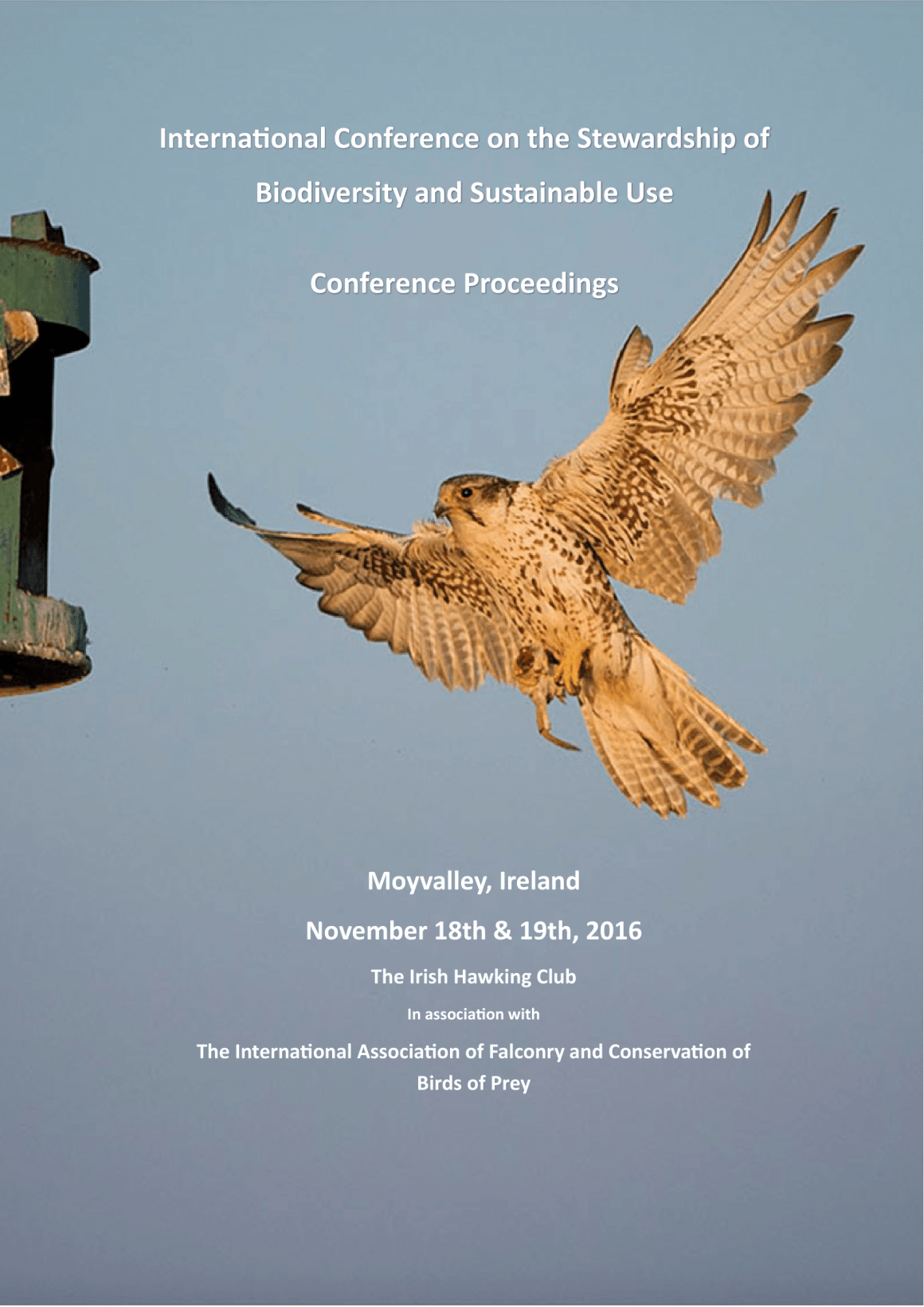 International Conference on Stewardship of Biodiversity and Sustainable Use