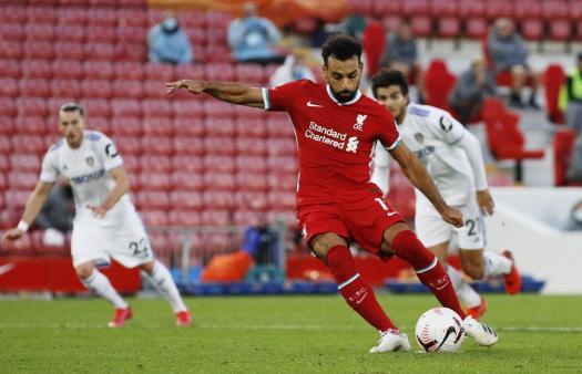 Liverpool Outgun Impressive Leeds - iAfrica