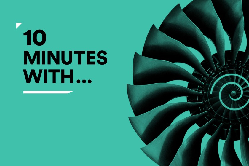 IAG Cargo | 10 minutes with...