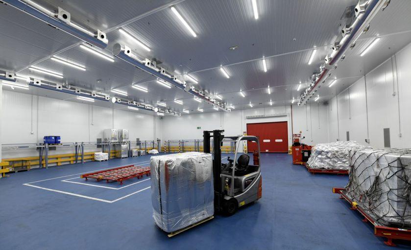 IAG Cargo Madrid Barajas Constant Climate Centre