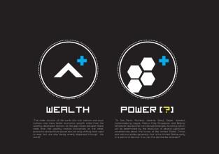 Wealth & equilibrium of power (?)
