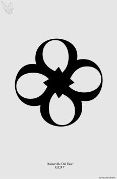 Typeface: Baskerville Old Face* (EDIT)