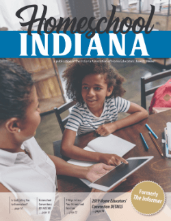 Homeschool Indiana Fall 2018