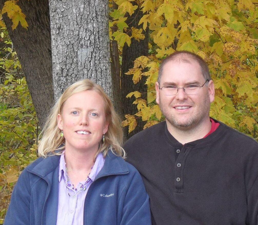Mark & Kelly Cox