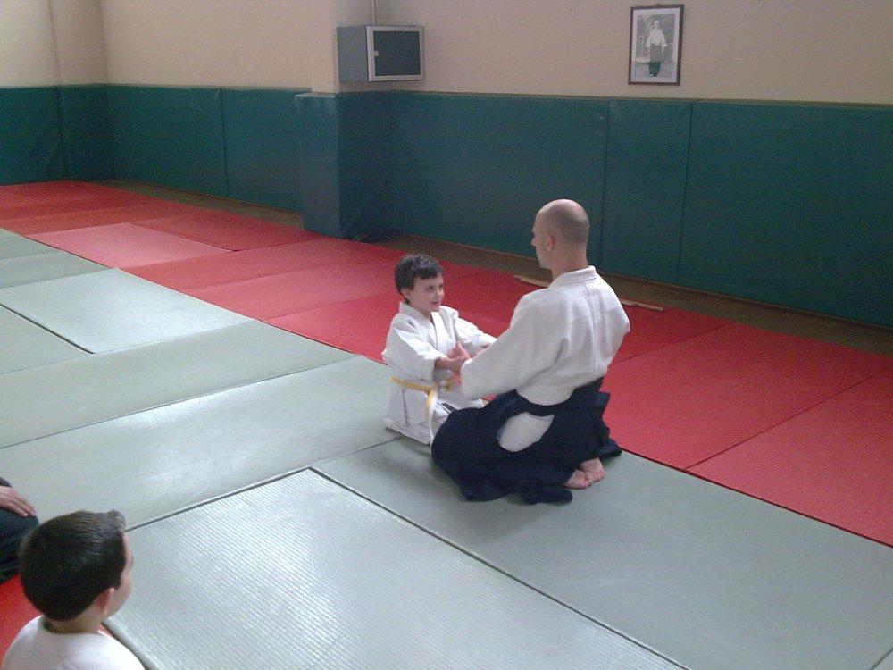 Curso de Aikido. Guillermo Pérez 5º Dan (4/4)