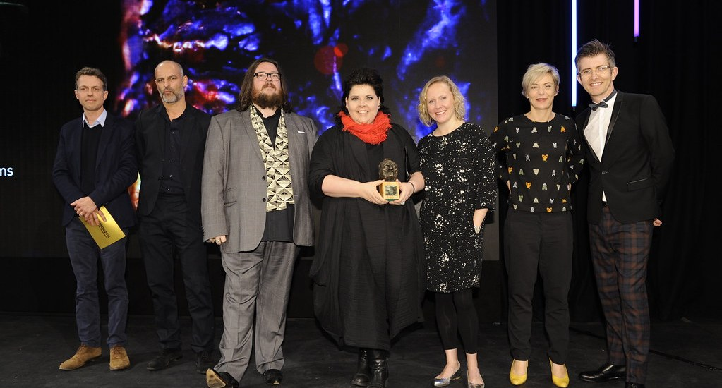 Grierson Awards 2015