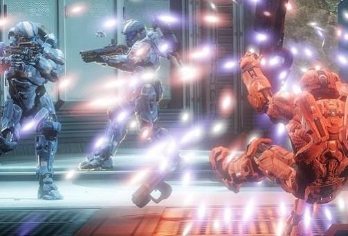 Halo 4: War Games