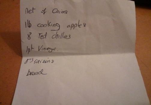 Shopping List LOLs #3