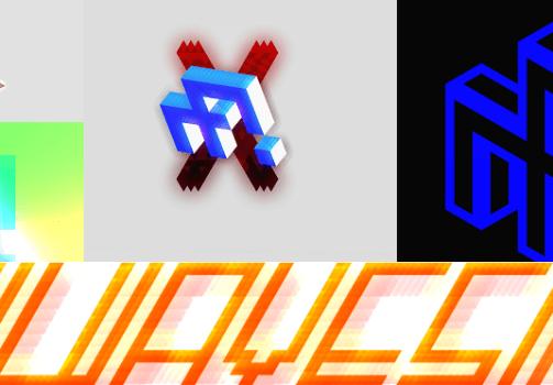 New logos for randomfury.co.uk