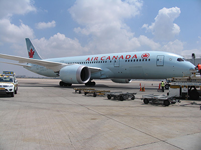 IAI Signs Agreement with Air Canada for B787 Line Maintenance 2