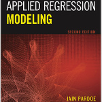 Applied Regression Modeling cover