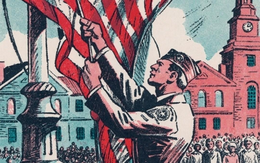 Support Americanism in Iowa