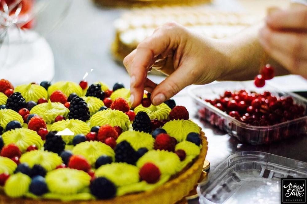 atelierul de tarte