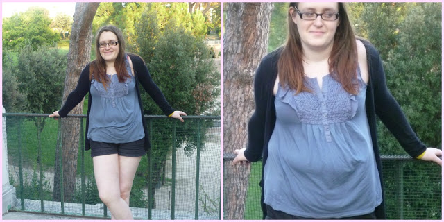 OOTD: Holidaying in Rome