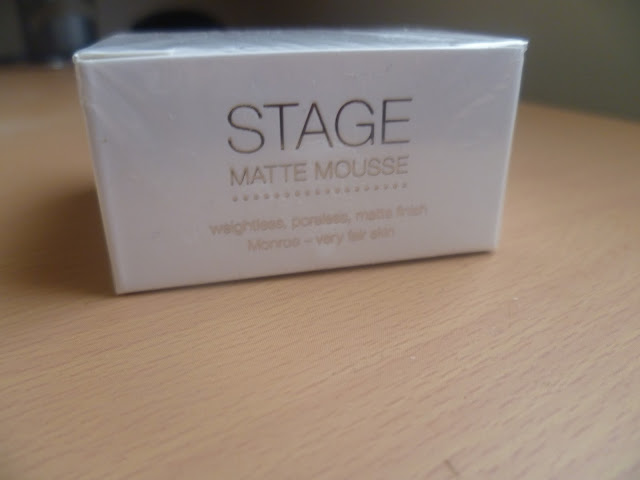 Helen E Stage Matte Mousse Foundation in 'Monroe'