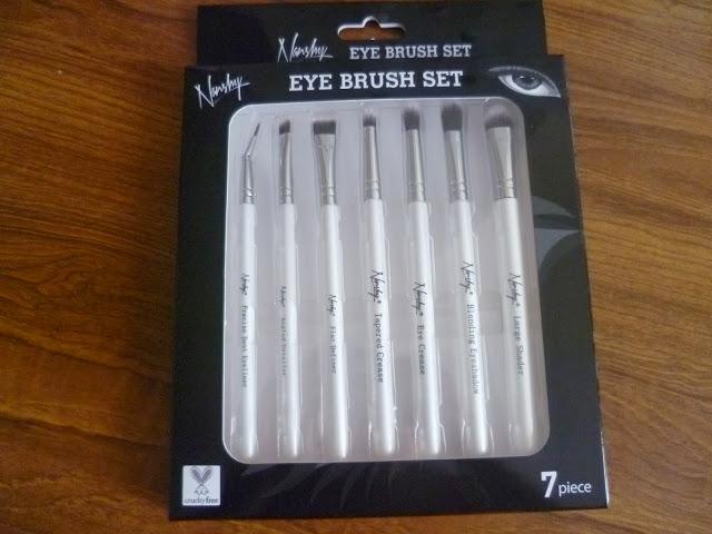 Nanshy Eye Brush Set