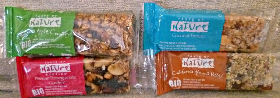 Taste Of Nature: Review & Giveaway
